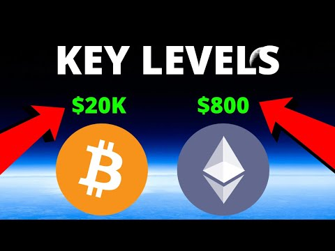 DON'T MISS These HUGE KEY LEVEL Opportunities Bitcoin (BTC) + Ethereum (ETH)!!