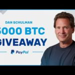 Fox News | Dan Schulman: PayPal Allows Bitcoin and Cryptocurrency. BTC Update