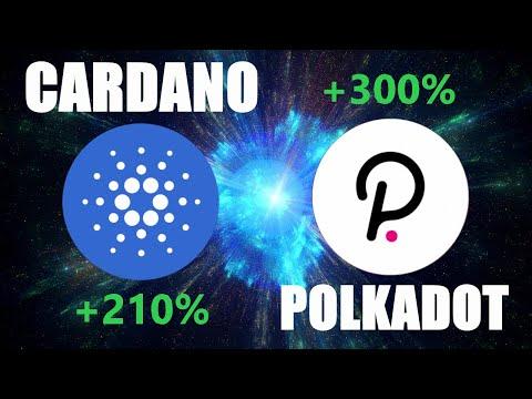 BULLISH NEWS for Cardano (ADA) + Polkadot (DOT) | Bullish Crypto Analysis