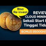 Review Situs Mining Bitcoin Gratis Yang Terbukti Membayar? | Apakah Scam atau Legit?