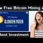 Free Bitcoin Mining App | Free Bitcoin Earning App | Bitcoin | Bitcoin News | Miner Daily 0.06 BTC