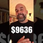 $9636 From 30 to 60 Minutes Work!! - Make Money Online With KDP Low Content Books #Shorts