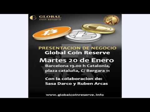 58. Global Coin Reserve – Reuniones Enero (España)