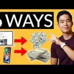 How to Make Money Online (6 Top Ways!)