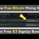 New Free Bitcoin Mining Site Without Investment 2020 | Free Cloud Mining Site, Bitcoin, Bitcoin News