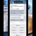 Free Bitcoin || Nothing to do || Telegram free bot