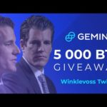 🔵 Gemini Cryptocurrency Exchange - Tyler & Cameron Winklevoss | Bitcoin [BTC]