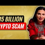 $15 Billion Crypto Scam | How the Cryptoqueen Scammed Thousands of People on the Phone
