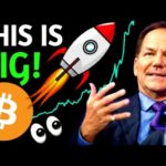 Guggenheim Fund To Invest $500M in BITCOIN & Paul Tudor Jones Fractal Shows Massive Bitcoin Rally