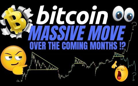 WARNING BITCOIN MASSIVE MOVE OVER NEXT MONTHS! Crypto BTC TA price prediction analysis news trading