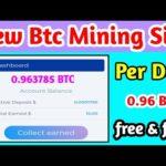 Bitcoin Generator || New Bitcoin mining websites || New Free Btc mining Site || Bitcoin mining 2020
