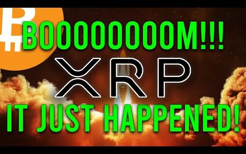 BREAKING: This Is Officially The Biggest Day For Crypto Ever, BTC BROKE ATH, XRP IS NEXT $1 TRILLION
