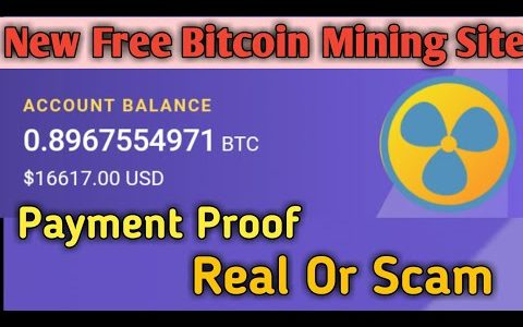 Best Bitcoin Mining Site || Without Investment || Earn Free Bitcoin Without Work || Real Or Scam