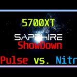 5700xt Sapphire Showdown Pulse vs Nitro Crypto Mining