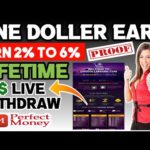 How to earn money online in Pakistan 2021 | One Doller Earn | 25$ Live Withdraw Proof