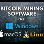 BITCOIN MINING SOFTWARE FOR WINDOWS PC  HOW TO MINE CRYPTO CURRENCY ON LAPTOP