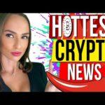CRYPTO NEWS: Latest BITCOIN News, ETHEREUM News, COINBASE News
