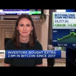 Wealthy investors are loading up on bitcoin