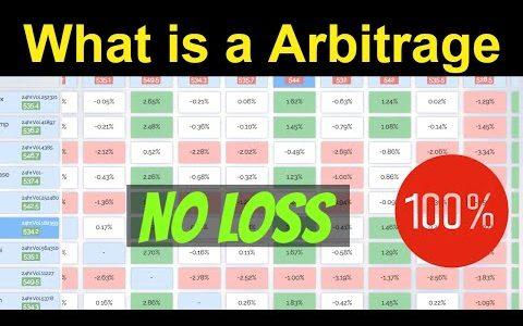 What is a Arbitrage  | Gpu Bitcoin Mining +Arbitrage 100% Profit Complete Details