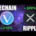 BIG NEWS for VeChain + XRP | Bullish Crypto Analysis