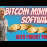 Bitcoin Mining Software - ScryptCube Review With Payout Proof