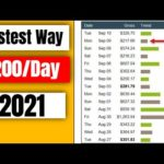 Fastest Way To Make Money Online With Clickbank 2021