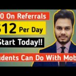 Earn $12 Per Day ! Make Money Online with This Part Time Jobs for Students | Okex | Bitcoin