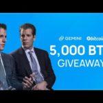 Gemini Exchange Event | Bitcoin (BTC) & Finance 2020 News