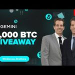 Event for Gemini Cameron & Tyler Winklevoss: Exchange, Bitcoin, Finance, Investments 2020