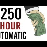 Earn $250 in 1 Hour AUTOMATICALLY! [Make Money Online 2021]