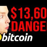 BITCOIN $13,700 IMMINENT DANGER!!!!! [BUT HERE IS THE GOOD NEWS] MEGA URGENCY - WATCH NOW!!!