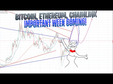 Bitcoin, Chainlink, Ethereum Price Prediction, News Analysis, Targets Today