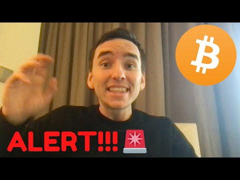 THE BEST BITCOIN SIGNAL JUST FLASHED RIGHT NOW!!!!!!!!!! [big trade]