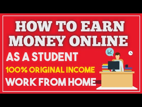 HOW TO EARN MONEY ONLINE AS A STUDENT || WFH || GENUINE INCOME || SN's Guaranty, 2020-21