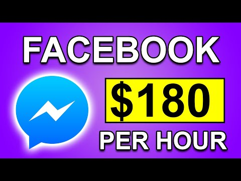 Make $180 PER HOUR FROM FACEBOOK *New Strategy*   Make Money Online