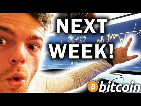 20K BITCOIN NEXT WEEK!!! (I see a 70% Chance...!!!)