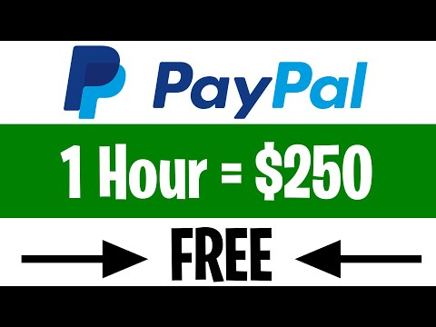 Earn $250 Per Hour FROM PAYPAL PROJECTS! (Make Money Online)