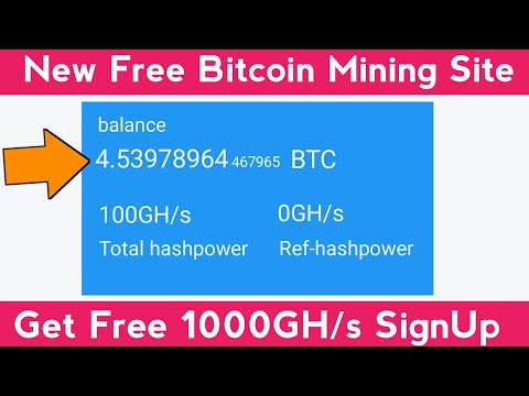btcmining.net Free Bitcoin Mining Site Without Investment 2020 | New Free Bitcoin Earning site