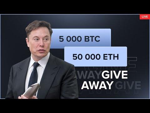 Elon Musk Bitcoin with Ethereum and Ripple [BTC] [ETH] [XRP] Cryptocurrencies w Coinbase / Binance
