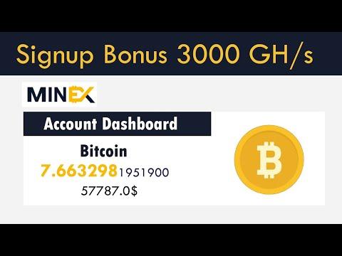 New Bitcoin Mining Site New Btc Mining Site Signup Bouns 3000 Ghs Free   Malik Online Tricks.