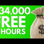 How To Earn $34,000 Online For FREE (Make Money Online)