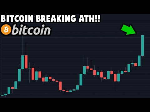 BITCOIN BREAKING ALL TIME HIGH LIVE + BYBIT TRADING [Bitcoin Livestream]