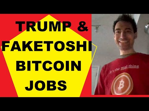 The Faketoshi Donald Trump Aura- Bitcoin Psychology! Janet Yellen, Crypto jobs: Coinbeast TikTok!