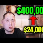 Bitcoin's Path from $24,000 to $400,000 | Peter Schiff GONE