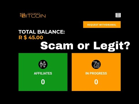 Minerbtc.Online Scam or Legit? New Free Bitcoin Mining Site 2020 | Full Review
