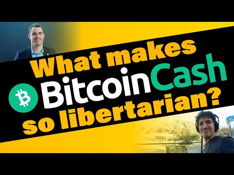 John Bush and Roger Ver Discuss Voluntaryism, Crypto Utility, and Bitcoin vs  Bitcoin Cash