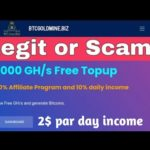 Btcgoldmine.Biz Scam or Legit? Free Bitcoin Mining Website 2020 | Full Review