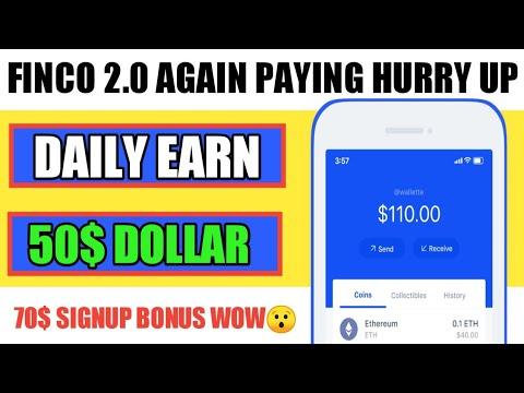 70$ Signup Bonus   New Bitcoin Mining Website   Free Bitcoin Earning Site 2020   Free BTC