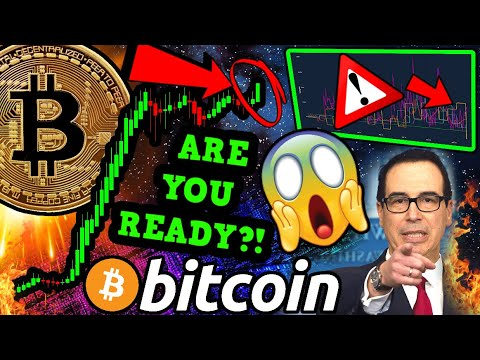 BITCOIN BREAKOUT TODAY!!?! $1.5 TRILLION FLOOD INCOMING!!! BTC WARNING: [NOT US Regulation FUD]