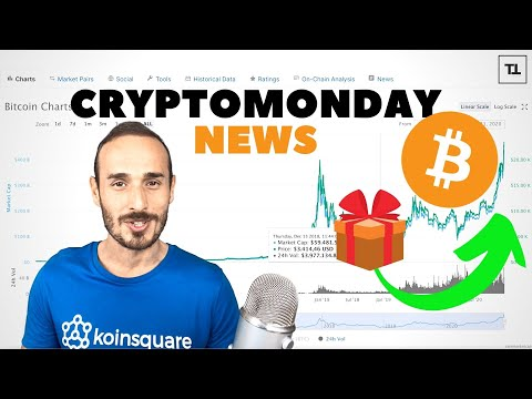 Buon NATALE con BITCOIN! - CryptoMonday NEWS w51/'20